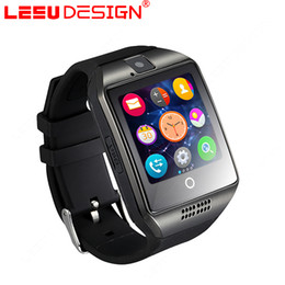 Wholesale Quality Wholesale Watches For Sale - 2017 high Quality Smart Watch Bluetooth Smartwatch Wrist Watches For Phone watch Support Camera for sale
