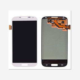 Wholesale S4 Digitizer Touch Screen - Original New Test Good Quality LCD Touch Screen Digitizer Assembly For Samsung Galaxy S4 I9500 I9505