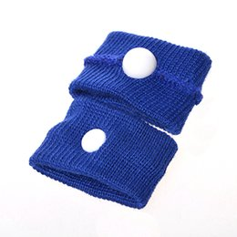 Wholesale Motion For Car - 2pcs Anti-Nausea Wristbands,Prevent nausea during car, sea and air travel for Motion Sickness & Morning Sickness for Adults Children