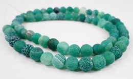 Wholesale Dragon Veins Beads - Wholesale hot Sale Fashion diy 4mm 6mm 8mm 10mm 12mm 14mm round green dragon vein agate beads jewelry suplly jewelry making