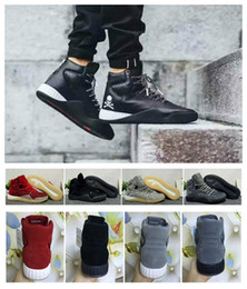 Wholesale Japan Famous Running - Cheap Name Brand Sneakers Famous Mastermind Japan Tubular Instinct Black MMJ Mens Sports Running Boost In Shoes hip hop sneaker Size 40-44