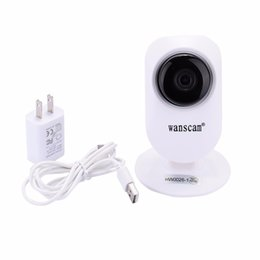 Wholesale Wanscam Cctv - Wholesale- Wanscam HD 720P IP Camera Smart CCTV Security Serveillance P2P Network Baby Monitor Wireless Indoor Security Home Durable