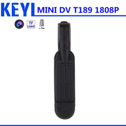 Wholesale Mp3 Dvr Mini - Wholesale-spy mini camera New T189 Mini DV Camera HD 1080P 720P Micro Camera Digital DVR Cam Video Voice Recorder mini Camcorder Camara
