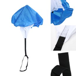 Wholesale Training Parachutes For Running - Adjustable Running Drag Resistance Parachute for Power Speed Running Speed Drag Chute Physical Training Equipment
