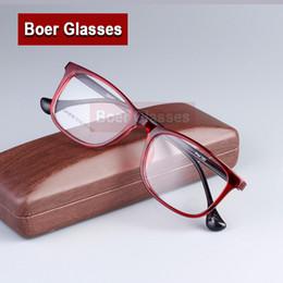 62ff5b1277 Wholesale- New Full Rim Women s Eyeglasses Frame TR90 Light glasses  prescription oval eyewear Optical spectacles RXable 1618 size 54-17-140