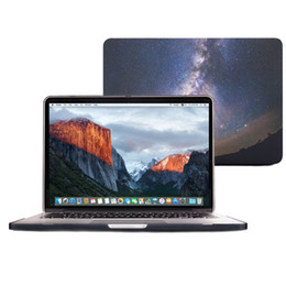 Wholesale Best Pc Design - 2017 best selling Galaxy design, fully protected MacBook 12 inch hard PC box, used for lace MacBook, apply to MacBook 12 inches