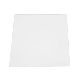 Wholesale 3d Printer Glass - Reprap MK2B Heated Bed Borosilicate Glass Plate Size 213*200*3mm Tempered Glass Plate Only for 3D Printer Parts