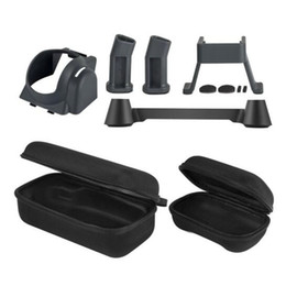Wholesale Dji Drone - Dji Mavic Pro Accessories (5 in 1 bundle) ,Drone Body and Controller Travel Case and Lens Sun Shade and Transmitter Stick Thumb