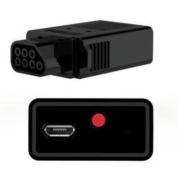 lettore dvd sony Sconti Retro ricevitore nero senza fili di precisione di telecomando di Bitdo di Freeshipping 8 per il più nuovo NES