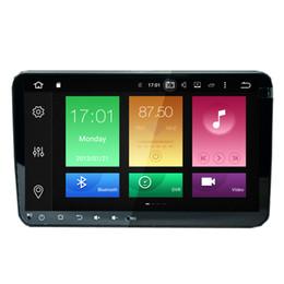 "Wholesale Auto Radio Usb Dvd - 9"" 2G RAM Octa-core Android 6.0.1 System Car DVD Auto GPS For Volkswagen Tiguan Touaran Jetta Golf Polo Passat CC B6 B7 Radio BT OBD DVR USB"