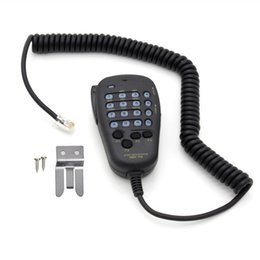 Wholesale Wholesale Yaesu - Wholesale- MH-48 Car radio Mic 6 Pin DTMF Microphone Speaker MH-48A6J for Yaesu Mobile Radio FT-7800R FT-8800R FT-8900R FT-7900R XQF