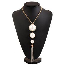 Wholesale Pearl Necklace Multi - 2017 New fashion Pearl Korean Choker Necklace Rhinestone Leather Alloy Multi Layer Fashion Jewelry Clavicle Crystal Pendant Necklaces Women