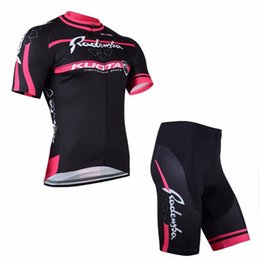 Wholesale Kuota 4xl - 2017 Tour de France kuota Cycling Jerseys bib shorts Short sleeves set Bicycle Breathable sport wear cycling clothes Bicycle Clothing