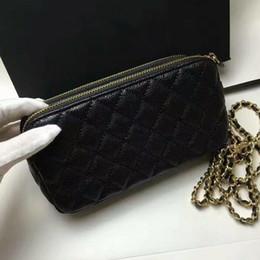 Wholesale Original Brand Cellphone - Handbag Women Brand Designer Genuine Leather Shoulder bag for cellphone cash cards keys high quality original design new arrival