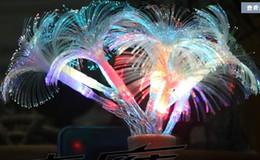Ehe führte licht dekoration online-2.5M10 LED Faser Trompete Batterie Lampe dekorative Lichter Nachtlicht Weihnachtsdekoration Ehe Raumdekoration LED Batterie Laterne Zeichenfolge