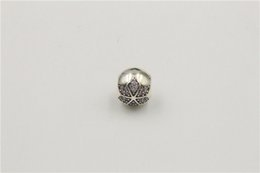 Wholesale Bulk Fine Jewelry - Authentic 925 Sterling Silver Bead 2017 bulk charms Vintage Beads DIY Jewelry Women's fine jewelry fit pandora