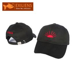 Wholesale Good Sun Hats For Men - [EXILIENS] Fashion 2017 Brand Baseball Cap Cotton Top Quality Good SUN Snapback Caps Strapback Bboy Hip-hop Hats For Men Women Fitted Hat