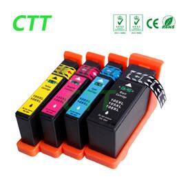 Wholesale Inks Cartridge Lexmark - CTT LM100 4pcs Ink Cartridges Compatible for Lexmark 100 XL S305 S405 S505 S605 Pro205 Pro705 Printer