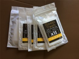 "Wholesale Filter Bags - Gold supplier 2.5""*4"" 120micron rosin press tea filter bags"