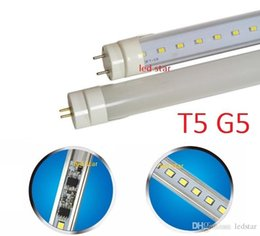 Wholesale T5 Led Base - bi pin G5 base T5 led tubes light 2ft 3ft 4ft led tubes with new design built-in power supply AC 110-265V easy installation