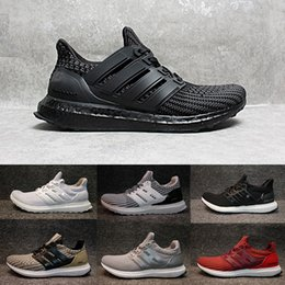 Wholesale Red Floors - 2017 White & Black Ultra Boost Running Shoes 4.0 blue green CNY Oreo Men Women Ultraboost 3.0 Athletic Shoes Sports Sneakers 36-47