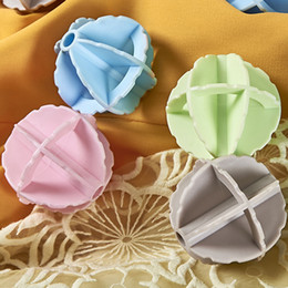Wholesale Eco Magic Washing Ball - EcoFriendly Magic washing powder Laundry ball Anti-static Washing Balls Personal Care Ball Clothes Cleaning Tools
