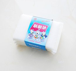 Wholesale Computer Cleaning Sponge - 3 Pcs Magic Sponge Clean Sponge Pads Dish Washing Household Cleaning Items Scouring Pads Home Kitchen Cleaning