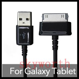 Wholesale bundled cable - USB Data Sync Charge Charging Cable For Samsung Galaxy Tab Tab 3 4 S2 S T580 T560