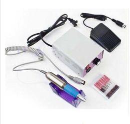 Gute nail art online-New Fashion Professional Salon und Heimgebrauch Nail Art Verglasung Bohrmaschine Maniküre - Y614 Low Noise Großhandel gute Qualität