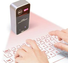 Wholesale Gestures Function - Factory direct upgrade edition The KB560 updated laser projection laser virtual keyboard bluetooth wireless gesture function