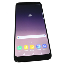 Wholesale mp digital - S8 Smartphone 1GB RAM 16GB ROM Cellphone 6.2Inch MTK6580 Quad Core Smartphone Dual Camera 8.0 MP Back Camera Mobilephone Hot Sale