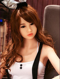 Wholesale Best Realistic Sex Doll - 2017 Best real silicone Oral sex dolls for men life , real sex doll full body realistic sex doll adult male toys