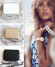 Wholesale American Splits - New 2017 Designer Brand Small Flap Women Classical Box Bag Split Leather Handbags Ladies Cowhide Messenger Bag For Female