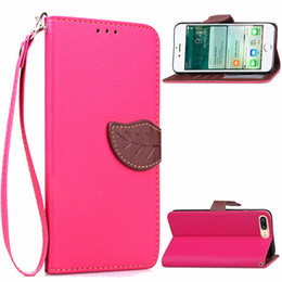 Wholesale Iphone 5c Folio - Hot Mercury Wallet leather PU TPU Hybrid Soft Case Folio Flip Cover for SamSung S8 iPhone 5 5s SE 5c 6 6s 7 Plus in Stock