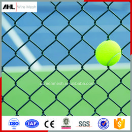 Wholesale Metal Wire Fencing - Manufacture and Supply Garden Outdoor Galvanized PVC Stainless Steel Diamond Chain Link Wire Mesh Fence