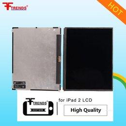 Wholesale Display Lcd Repair Tablet - For iPad 2 LCD Screen Display Top Quality AAA Tablet Wholesale LCD Display for Repair free ship
