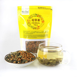 Wholesale Premium Organic - Organic Genmaicha 100g Premium Brown Rice Green Tea Genmaicha