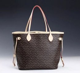 Wholesale Gm Black - quality designer genuine leather will oxidize never fulls mm gm women tote bag with removable zippered clutch Shoulder Bags 40995