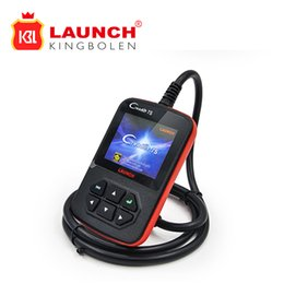 Wholesale Launch X431 Vi - Launch X431 CReader 7s Generic OBDII Code Reader Scanner better than Launch X431 Creader VI with Oil Reset Function