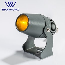 Wholesale White Led Wall Washer - Wholesale- VW spot led exterieur modern aluminum spotlight ip66 wall washer flood lights 1W 110lm led Exterior lamp ac85-265v waterproof