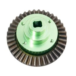 Wholesale Rock Rc - RC HSP 180009 18009 Green Alum Connect Box Gear 38T For HSP 1:10 Rock Crawler