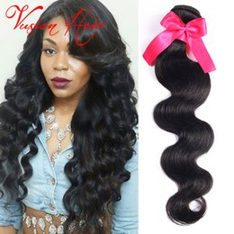 Wholesale Cheap Good Hair Extensions - Malaysian Weft Hair Body Wave Good Cheap Weave Malaysian Virgin Body Wave Hair Extensions Unprocessed Human Hair Bulk for Braiding