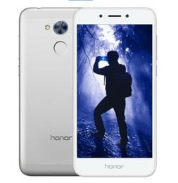 Wholesale Huawei Honor 2gb - Original Huawei Honor Play 6A Android7.0 4G Smartphone 5.0inch Snapdragon430 Octa Core 2GB RAM 16GB ROM Dual SIM Fingerprint