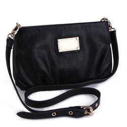 Señoras de las mujeres Clásicas diagonales de la correa cruzada bolsa de hombro bolsa de mensajero bolso bolso 3 colores negro marrón blanco desde fabricantes