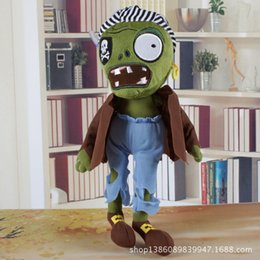 Wholesale Plants Plush - Plants vs zombies figurines plush toys wedding gifts gifts for children