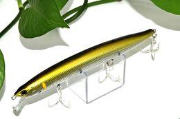 Wholesale Big Lure 15cm - 10pcs of Minnow Fishing Sea Bait 15cm 24g Big Game Long Shot Artificial Swimbait Topwater Fishing Lure Accessories Pesca Hooks