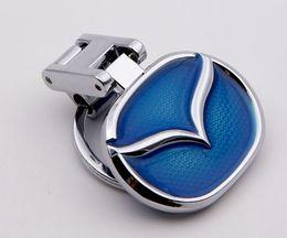 Brand New Keychain 3D Car Logo Lega Portachiavi Portachiavi Portachiavi KeyHolder per Mazda M3 M6 da