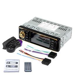 Argentina Car Stereo Radio Bluetooth en el tablero HD MP5 MP3 USB Car DVD Player Player 4019B DC 12V Suministro