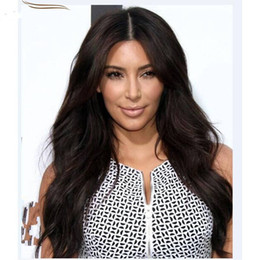 """Wholesale Cheap Long Synthetic Hair Wigs - 30"""" Fashion Women's Long Curly Wig African American Wig Heat Resistant Synthetic Wig Cheap Fake Hair"""