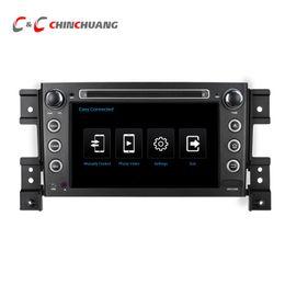 Wholesale Dvd For Grand Vitara - Octa Core 1024x600 Android 6.0 Car DVD Player for Suzuki Grand Vitara with Radio GPS Navi Wifi DVR Mirror Link SWC Multimedia
